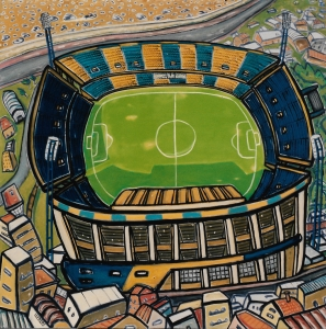 Estadio Rosario Central