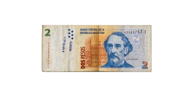 Billete Intervenido - 02